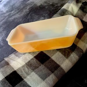 Anchor Hocking Fire King Loaf dish